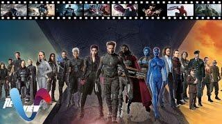 Top 10 Dị Nhân Mạnh Nhất X Men (Phần 2)
