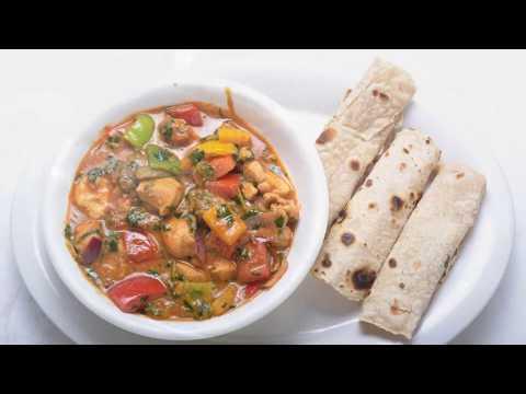 Menthi Kura Capsicum Chicken Curry