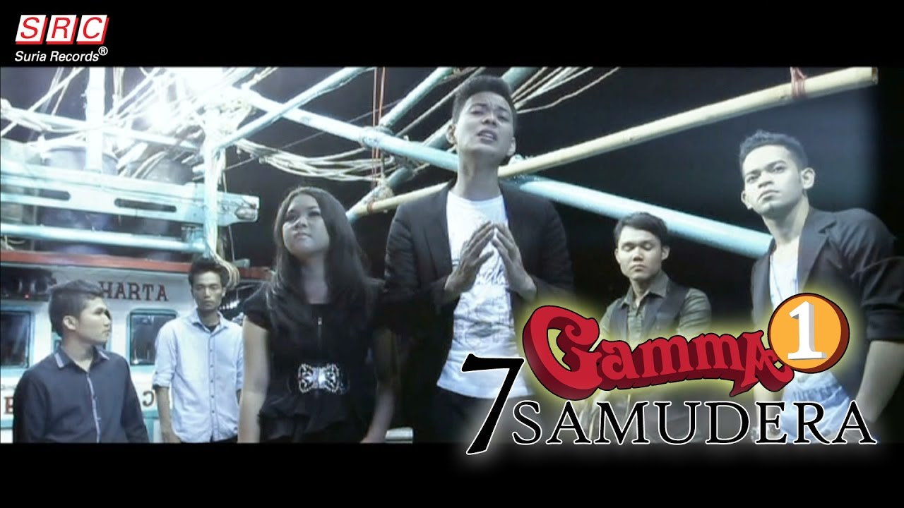 Download Gamma 1  - 7 Samudera (Official MusicVideo - HD) MP3 Gratis
