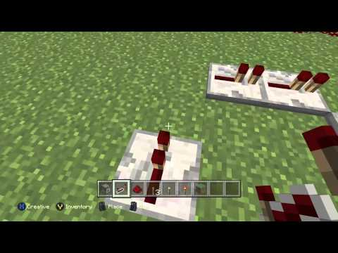 Minecraft: Xbox One Edition:HOW TO MAKE A FIREWORKS MACHINE IN CREATIVE