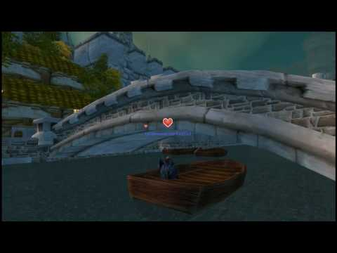 WoW: Stormwind Love Boat from