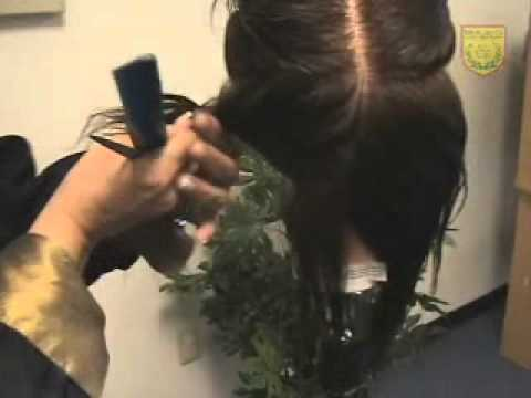 Flow Haircutting System part 2 Bob haircut continued