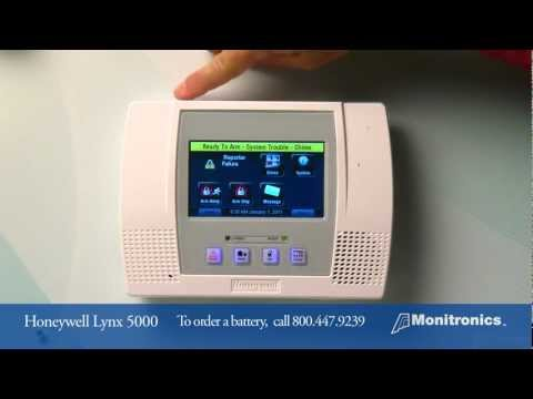 How to Change Your Honeywell Lynx 5000 Battery