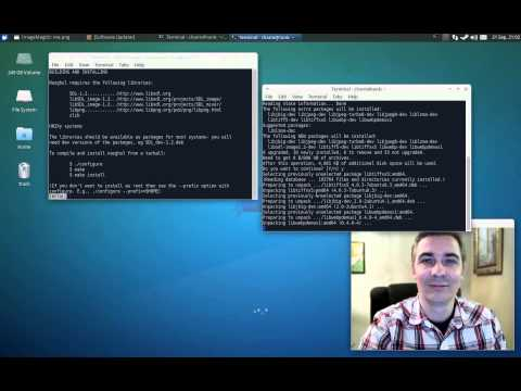 Installing .tar.gz (or .tar.bz2) files in Xubuntu