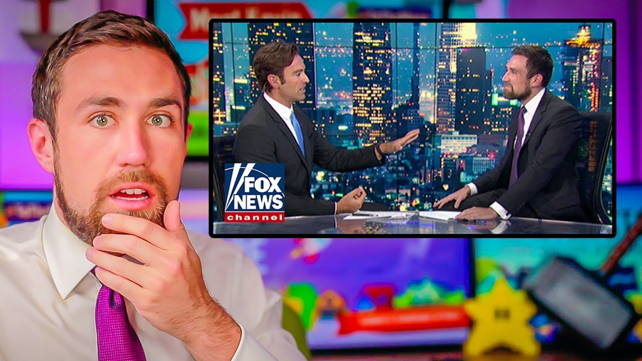 Fox News JUST Confronted me LIVE on TV
