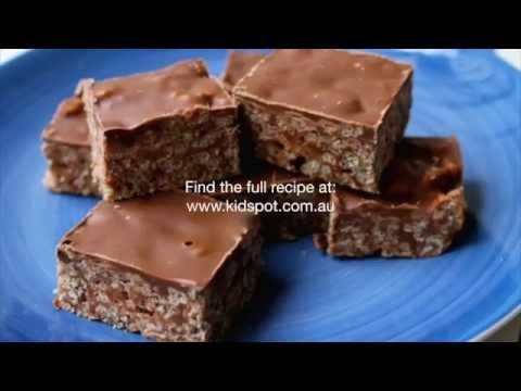 How to make Mars Bar slice recipe