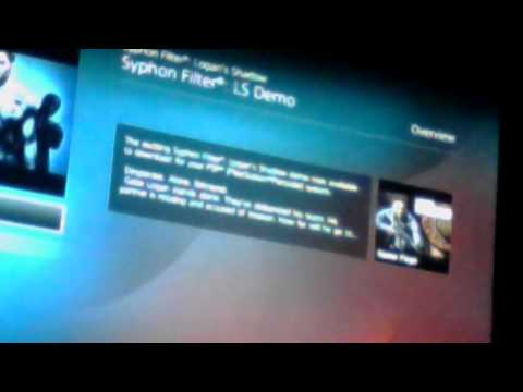 How to download PSP games from the PS3 to the PSP
