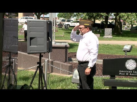 Clinton, MO Officers Honored on Memorial Day
