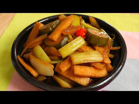 L.A. style pickles (L.A. Jangajji: L.A. 장아찌)