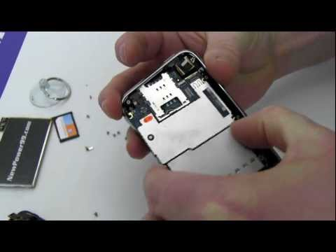 How to Replace Your iPhone 3GS Battery