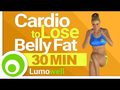 Cardio Workout to Lose Belly Fat