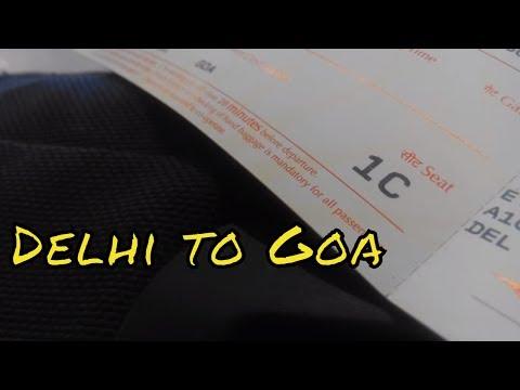 Air India Trip Report - DELHI - GOA from an Aviation Enthusiast