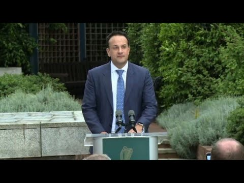 Irish PM hails results of vote to overturn abortion ban