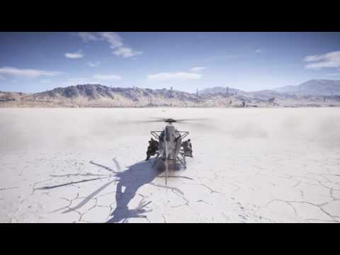 Ghost Recon Wildlands how to fly helicopter part 2