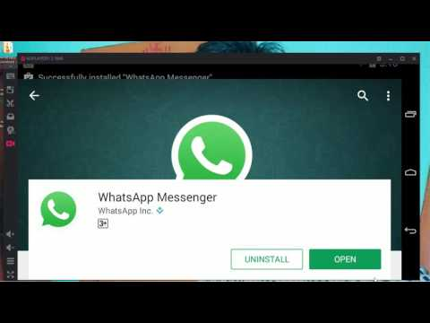 Laptop and Computer Me Whatsapp Install Kare
