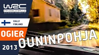 Ouninpohja Onboard - Sebastien Ogier