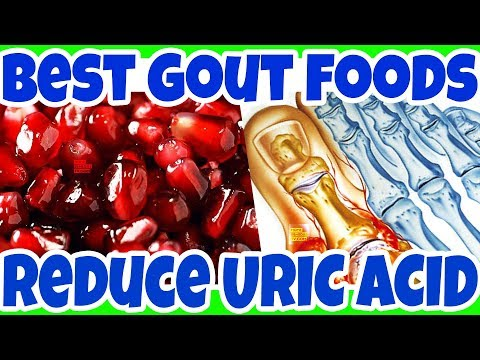 Want to REDUCE Your HIGH URIC ACID? Add These Fruits to Your DIET To LOWER HIGH URIC ACID LEVEL