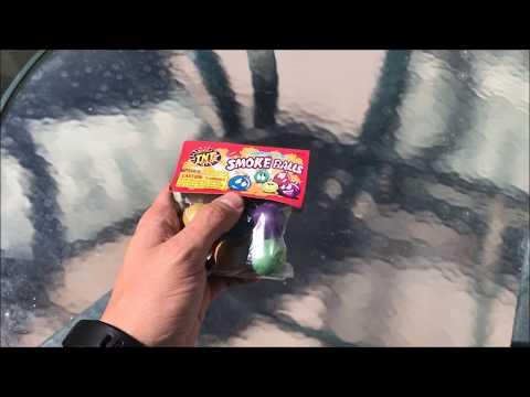TNT Fireworks Smoke Balls!