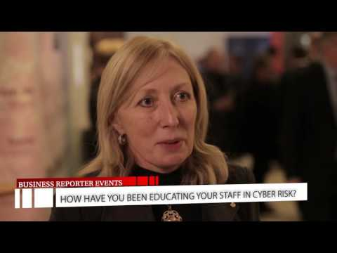 (TEISS2016) What steps have you taken to educate your staff in cyber risk?- Michele Faull