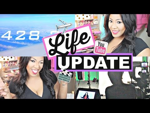 LIFE UPDATE 2017!! | New Job, New Hair, New Career