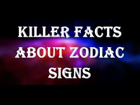 Amazing Facts About Zodiac Signs