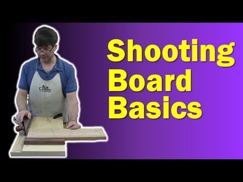 Rob Cosman Teaches Shooting Board Basics