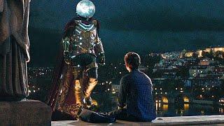 Mysterio and Peter talk Superhero Stuff Scene - SPIDER-MAN: FAR FROM HOME (2019) Movie Clip