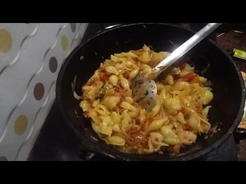 Macaroni Pasta Recipe in Tamil