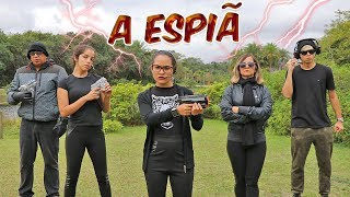 A ESPIÃ - O RESGATE! (PARTE 1) - KIDS FUN