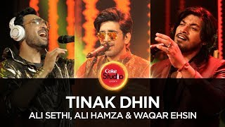 Tinak Dhin, by Ali Sethi, Ali Hamza & Waqar Ehsin | Coke Studio Season 10, Episode 2.