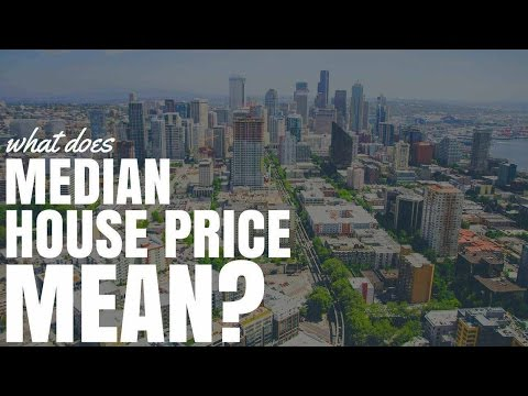 What Does Median House Price Mean? (Ep308)