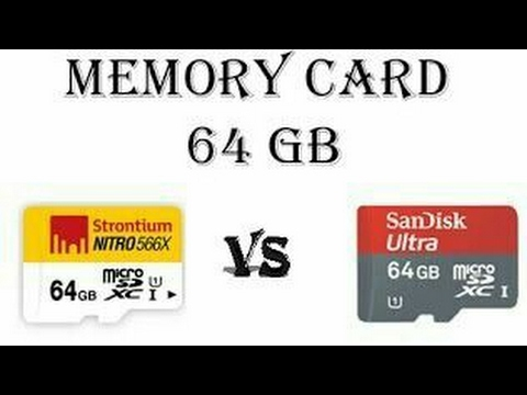 unboxing strontium 64gb Micro Sd Card from Amazon