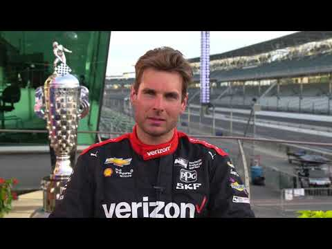 One-on-one with Indianapolis 500 winner Will Power
