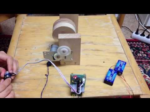 Controlling Speed of 24v DC motor using PWM