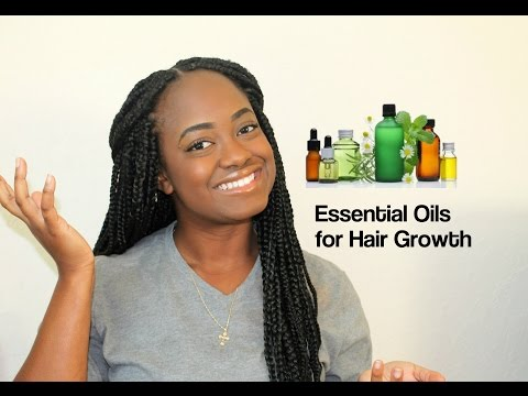 Top 5| Essential Oils for Hair Growth