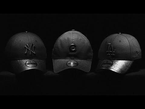 New Era Blackout Collection | MLB | New Era Cap