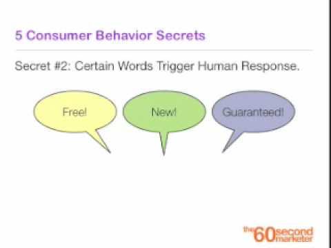 5 Consumer Behavior Secrets to Increase Sales and Revenue