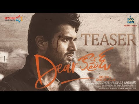 Xxx Mp4 Dear Comrade Telugu Teaser Vijay Deverakonda Rashmika Bharat Kamma Justin Prabhakaran MMM 3gp Sex