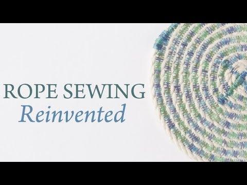 DIY Rope Sewing Reinvented