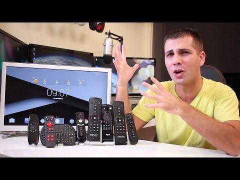 Best Android TV Box Wireless Remote Control ?