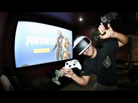 MY ULTIMATE VIDEO GAMING ROOM!