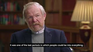 People of Science with Brian Cox - Bill Bryson (clip)