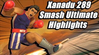 Xanadu 289 Smash Bros Ultimate Highlights