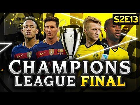 FIFA 16 Dortmund Career Mode - FINALE! CHAMPIONS LEAGUE FINAL!