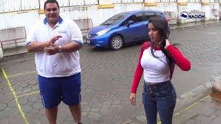 Conociendo a Isela y nuestros amigos de live El Salvador.