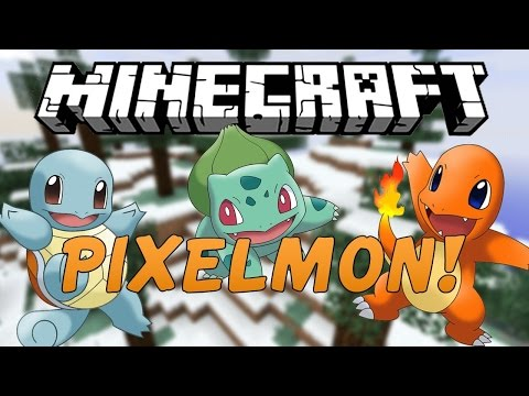 How to install Pixelmon Mod for Minecraft 1.13/1.12.2/1.10.2/1.7.10