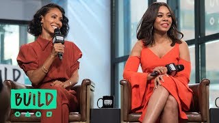 Regina Hall & Jada Pinkett Smith Talk About