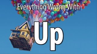 Everything Wrong With Up In 16 Minutes Or Less