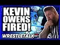 Kevin Owens To WWE NXT WrestleTalk News Sept 2019