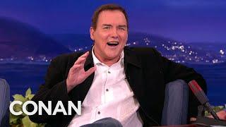 Norm Macdonald Tells The Most Convoluted Joke Ever - CONAN on TBS